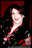 Cassy Cassard playing with a crossdresser