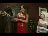 Hot transsexual seduction of a teen wife