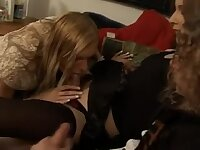 Amateur CD Threesome