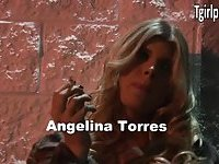 He picked up a TS Angelina Torres