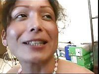 Watch a hot act with a mature TS