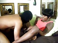 Amateur black shemale fucks guy