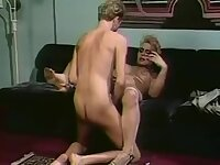 Vintage porn video is for your delight