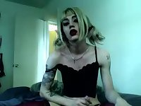 Tattooed Femboy