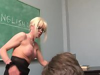 Shemale Cougar - Adult Tuition