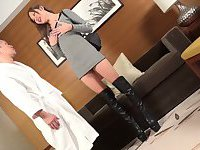 Erina Aisaki gets laid