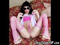 Kinky Crossdresser GFs and Teen Traps!