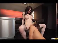 Jessy Dubai & Eva Lin get it on