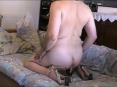 Wine for crossdressers ass hole at sexodirectory.com