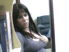 Brunette solo at sexodirectory.com