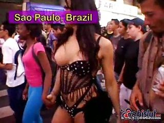Trans Party In Sao Paulo