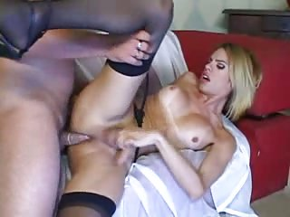 Busty Shemale Seductively Pounded