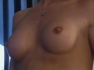 Olivia Love enjoys sex with blond guy