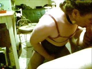 Rebecca Love Lee suck's & ride's his cock.