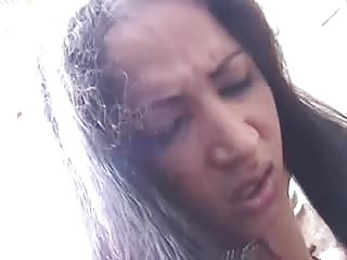 Sudden sex act outdoor