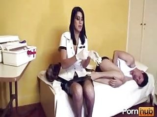 Nurse Barbara delivers awesome treatment